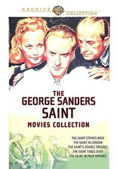 The George Sanders Saint Movie Collection (2 Disc) Warner...