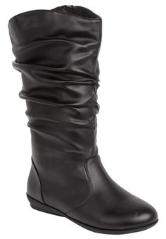 Melia Wide Calf Boot by CV Flex by Comfortview® Was: $104.99 Now: $54.99 Save 47%