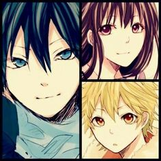 Fan Art of Noragami for fans of Noragami 36911233 Anime Ai, Anime Manga, I Love Anime, Me Me Me Anime, Yukine Noragami, Chibi, The Darkness, Yatori, Another Anime
