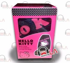 Sourcing-LA: PlastiColor Hello Kitty Universal Bucket Seat Cove...