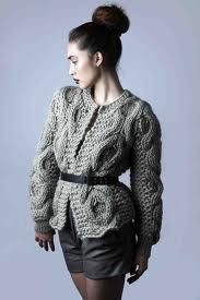 prada knitwear women 2014 - Google Search Thick Sweaters, Knitted Coat,  Knit Cardigan, e5c88ff964