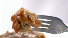 Crock Pot Bread Pudding In Caramel Sauce Recipe - Genius Kitchen