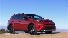 MotorWeek   Road Test:  2016 Toyota RAV4 #Hybrid
