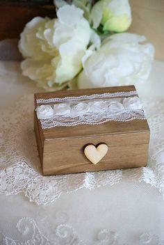 ReniJa / Krabička na prstienky Tenderness