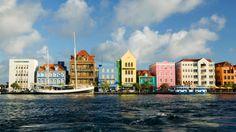 Webshots - Punda Harborfront, Willemstad, Curacao