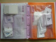 Un SUPER truc pour stocker votre petit matériel et pouvoir le classer facilement : rapide, facile, pas cher !!!