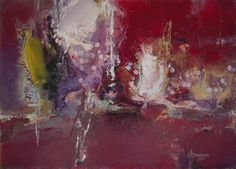 """Spring"" Oil/Canvas 50/70 2013"