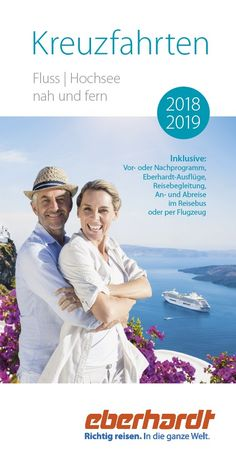 Eberhardt Travel Katalog