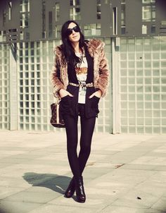 Fur. Style Network's #2 trend for fall