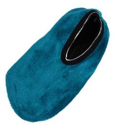 Womens Slipper Non-Slip Socks Soft Fleece Gripper Slippers (Lake Blue)  Price…