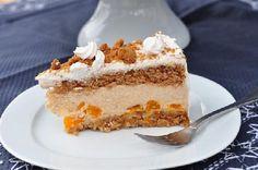 Mandarinen-Spekulatius Torte #vegan