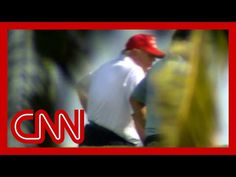 Trump seen golfing after vowing to 'work tirelessly' amid crises - YouTube Republican Values, Things To Know, Things To Come, Here I Go Again, Religious People, Cnn News, New Fox, How To Get Money, Corona