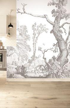 Ik ben dol op behang. De nieuwe collectie van Kek Amsterdam vind ik dan ook echt fantastisch. Meer tips voor het inrichten van je huis en volop wooninspiratie op mijn interieurblog http://www.interieurinspiratie.nl/