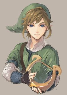 by - Decor ideas The Legend Of Zelda, Legend Of Zelda Breath, Skyward Sword Link, Zelda Skyward, Link Zelda, Saga, Ben Drowned, Video Game Anime, Link Art
