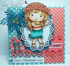 La-La Land Crafts Blog: Hula Marci