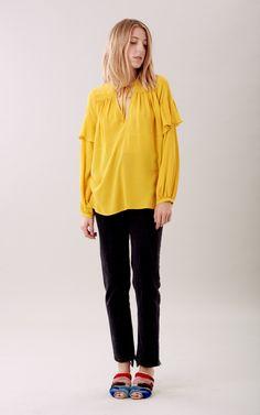 Rachel Comey - Willow Top - Tops - Clothing - Women's Store