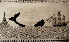 scrimshaw whaling