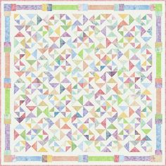 Sending Her Flowers quilt by Nancy Mahoney. Click on the link to download the free pattern http://nancymahoney.com/files/Tonga-Bouquet-Sending_her_Flowers.pdf.