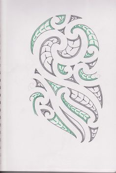 Maori/Samoan Ta Moko Concept by bloodempire on DeviantArt Maori Tattoo Arm, Ta Moko Tattoo, Tiki Tattoo, Cool Tattoo Drawings, Tribal Drawings, Maori Tattoo Designs, Tattoo Sleeve Designs, Hawaiian Tattoo Meanings, Left Arm Tattoos