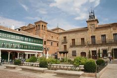 ALMAGRO: pueblos medievales de España