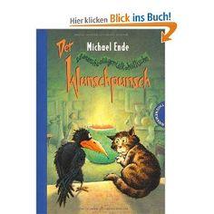 Der satanarchäolügenialkohöllische Wunschpunsch von Michael Ende