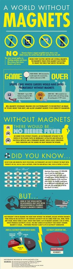 The World Without Magnets