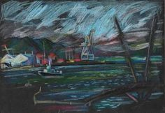 Wellington's port