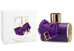 CH Eau De Parfum Sublime: nuevo perfume de Carolina Herrera (2013)