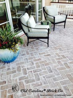 Savannah Grey 4' x 8' Pavers
