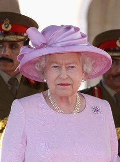 Queen Elizabeth's Real Name | Queen Elizabeth II hat 5 | Flickr - Photo Sharing!