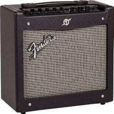 Fender Mustang I V2 20-Watt 1x8-Inch Combo Electric Guitar Amplifier Fender http://www.amazon.com/dp/B00BTGMI5O/ref=cm_sw_r_pi_dp_DqUMub1TBY1GX