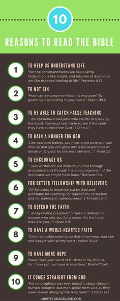 8 signs you may have the spiritual gift of discernment spiritual 10 reasons why you should read the bible negle Gallery