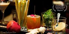 Rum Bar at The Breadfruit
