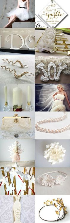 Winter Wedding by Natalia on Etsy--Pinned with TreasuryPin.com