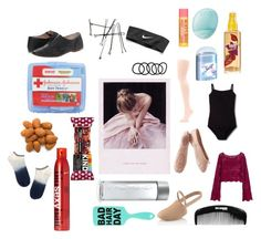 """""""what's in my dance bag"""" by annika5567v on Polyvore"""