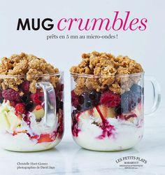 Livre Marabout cuisine, Mug Crumbles