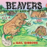 The prolific Gail Gibbons tells us all about beavers! Age 4 - 8.