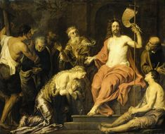 Gerard Seghers 1591 – 1651 Christ and the Penitent Sinners
