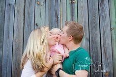 Beso a la bebe. 88