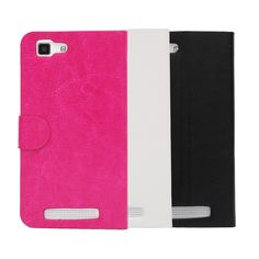 Flip PU Leather Protective Case Cover Paste Type For Cubot X12