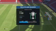 Pro Evolution Soccer 2017 Volleys and Headers Skill Training Pro Evolution Soccer 2017 (officially abbreviated as PES 2017, also known in some Asian countrie...