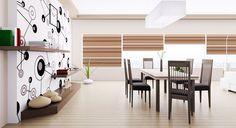 Teak Wood, Divider, Room, Design, Furniture, Home Decor, Ceiling Lamp, Bedroom, Decoration Home