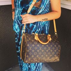 Louis Vuitton Bandouliere Speedy 30 just in! Call us at 813-258-8800 if you would like to purchase before it goes online! #louisvuitton #lvmonogram #lvbandoulierespeedy #speedy30 #classic #purselover #moshposhfinds #mymoshposh #designerconsignment