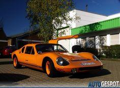 Melkus RS1000 GT 5 El deportivo de la RDA.