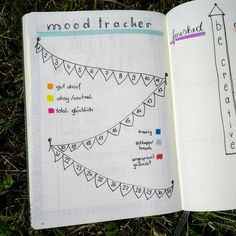 One more for the road! Mood Tracker, Keep It Simple, Bujo, Bullet Journal, Instagram