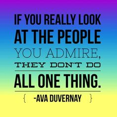 Diversify! Try new things! Career advice from director Ava DuVernay at the Blogher 2015 conference