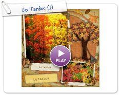 Petit llibre digital amb imatges de la tardor. Spanish Teacher, Conte, Book Activities, Interior Design Living Room, Halloween, Digital, Nature, Animation, Autumn