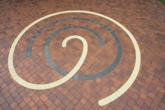 Double Spiral Labyrinth