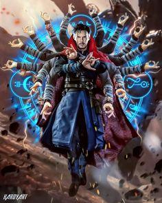 Avengers Infinity War Doctor Strange