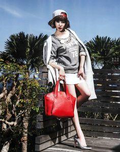 SNSD Tiffany - Nylon Magazine October Issue '13